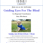 guided eye dog